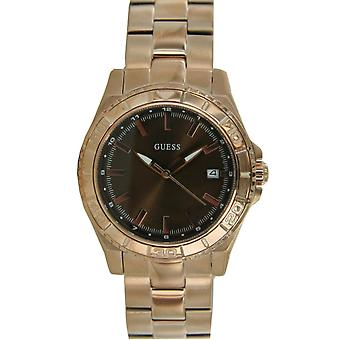 Guess ladies watch W0469L1 Rosé gold watch