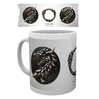 Elder Scrolls Online Ebonheart Mug