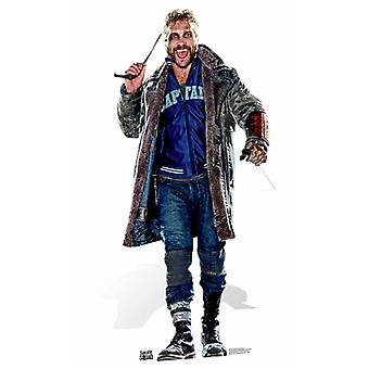 Captain Boomerang Suicide Squad Movie Lifesize Cardboard Cutout / Standee / Stand Up