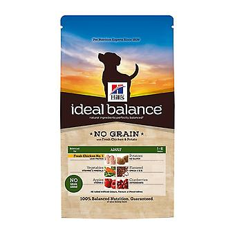 Hill's Ideal Balance Canine Adult No Grain With Fresh Chicken And Potato 12kg