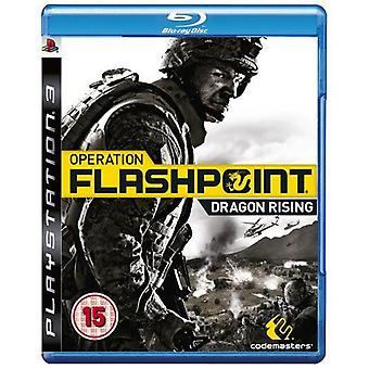 Operation Flashpoint Dragon Rising PS3 Playstation 3 Game