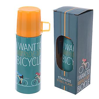 Puckator 350ml Flask, Cycling
