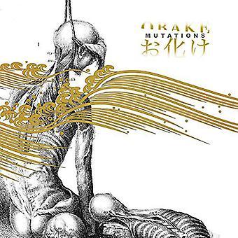 Obake - mutationer [Vinyl] USA importerer