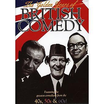 Gyldne år af britiske komedie [DVD] USA importerer