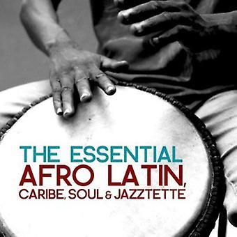 Essential Afro Latin Caribe Soul & Jazztette - Essential Afro Latin Caribe Soul & Jazztette [CD] USA import