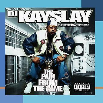 DJ Kayslay - DJ Kayslay: Vol. 2-Streetsweeper: Pain From the Game [CD] USA import