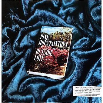 Pink bjergtoppe - udenfor kærlighed [Vinyl] USA import