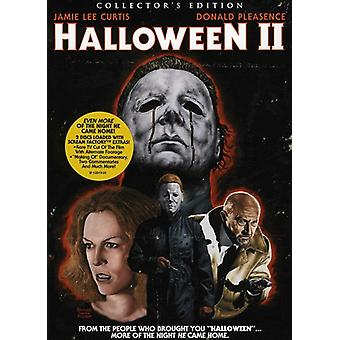 Halloween 2 [DVD] USA import