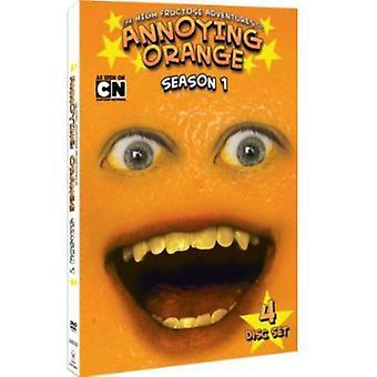 Høj Fructose eventyr af irriterende Orange: Seaso [DVD] USA import