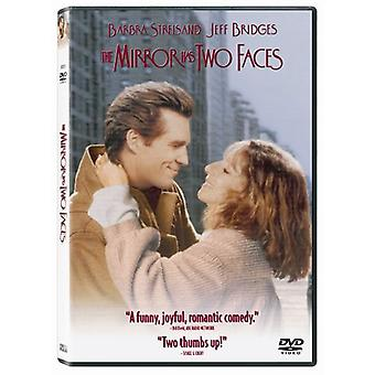 Mirror Has Two Faces [DVD] USA import
