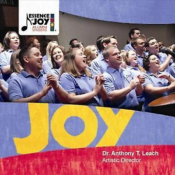 Esencia de cantantes egresados de alegría - alegría [CD] USA importar