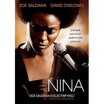 Nina [DVD] USA import