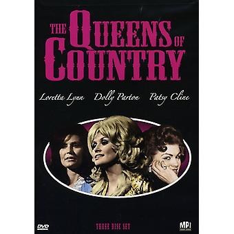 Queens of Country - Queens of Country, the [DVD] USA import