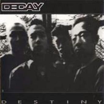 Decay - skæbne [CD] USA importerer