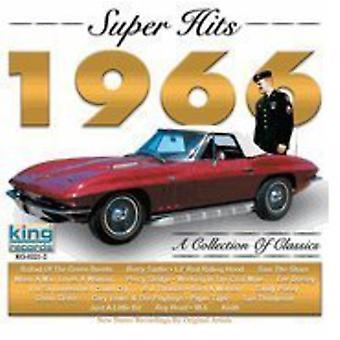 Super Hits 1966 - Super Hits 1966 [CD] USA import