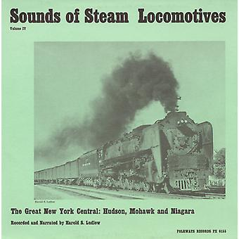 Harold S. Ludlow - Sounds of Steam Locomotives No. 4: The Great New Y [CD] USA import