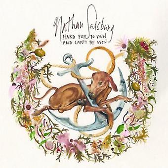 Nathan Salsburg - svært for at vinde & Can't vindes [CD] USA import