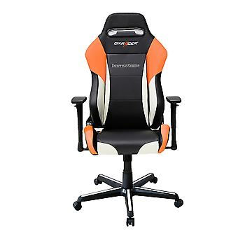DX Racer DXRacer Drifting Series OH/DM61/NWO High-Back Desk Chair Boss Office Chair PU Chair(Orange)