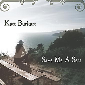Kate Burkart - Save Me Platz [CD] USA importieren