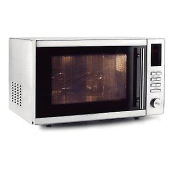 Lacor 25 lts. microwave oven w/turnable+grill