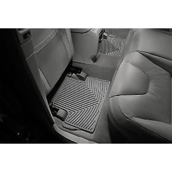 WeatherTech All-Weather Trim to Fit Rear Rubber Mats (Grey)