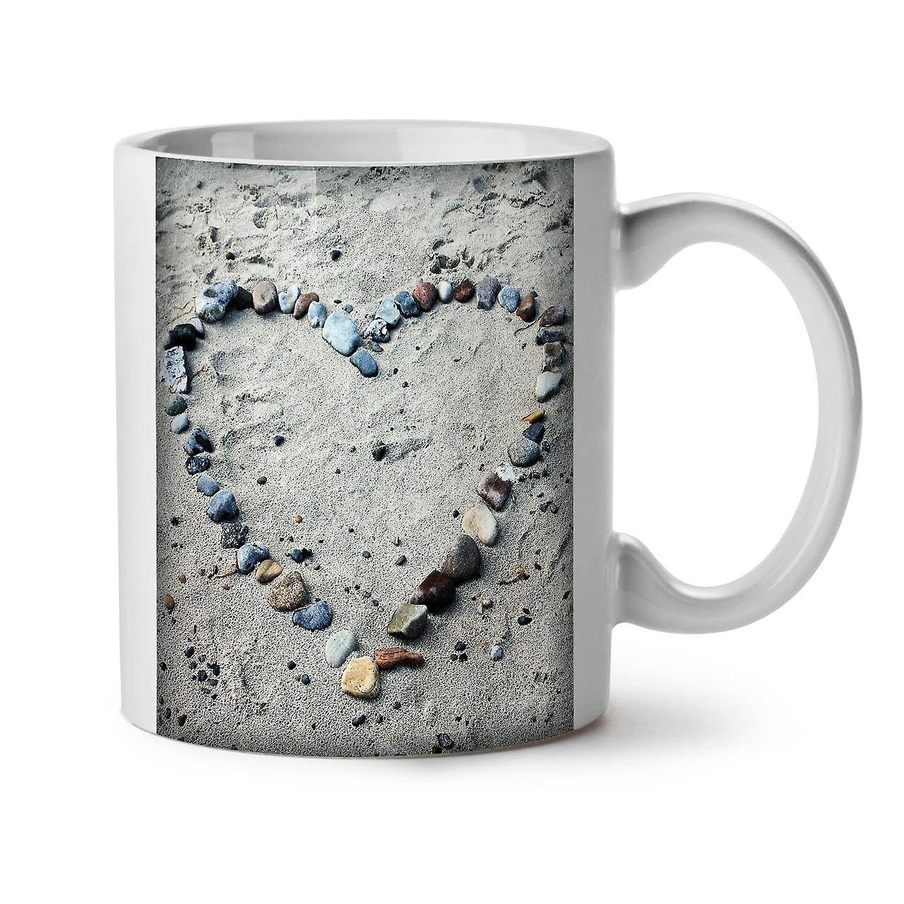 De 11 Thé Tasse Love OzWellcoda Nature Céramique Café Plage Blanc Rock Nouveau lc3FTJK1