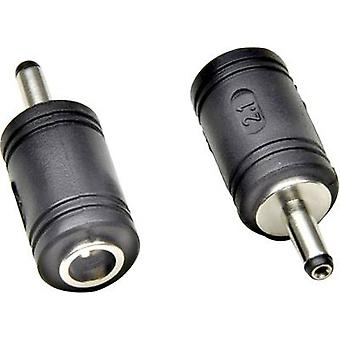 Low power adapter Low power plug-Low power socket 3.5 mm 1.35 mm 5.6 mm 2.1 mm BKL Electronic1 pc(s)