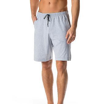 Mey 24650-620 menns Lounge grå farge Pajama Pyjama kort