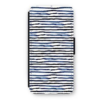 iPhone 7 Flip Case - Surprising lines