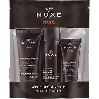 Set de viaje Essentials de Nuxe Men