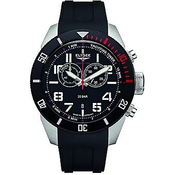 Elysee watch of gents competition Yachting timer chronograph 94000