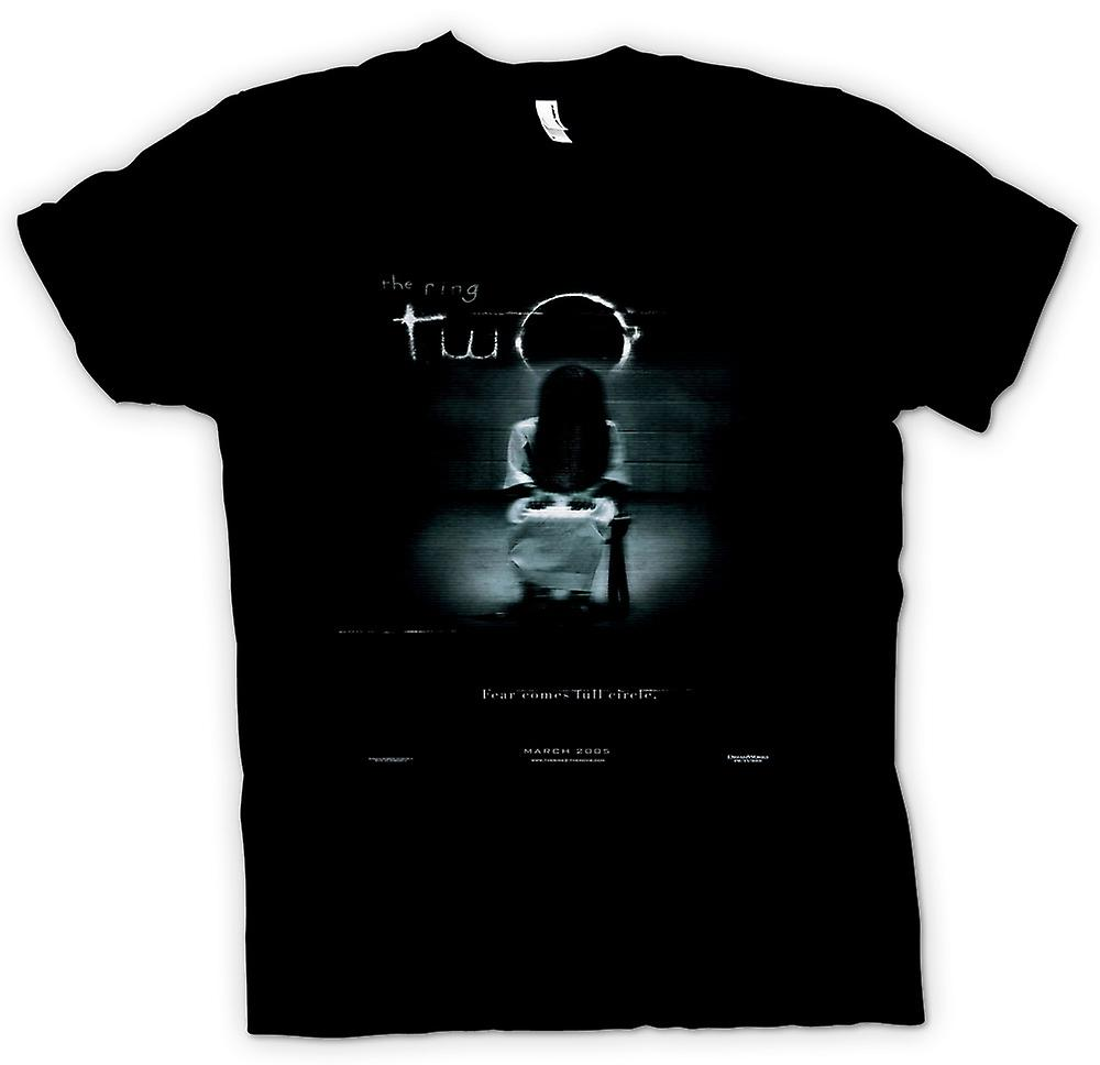 Womens T-shirt - The Ring 2 - Japanese - Horror