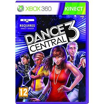 Dans Central 3 (Xbox 360)
