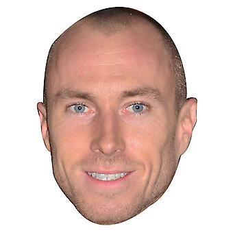 James Jordan maschera