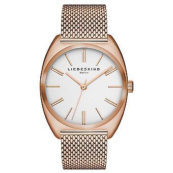 LIEBESKIND BERLIN men's Unisex Watch wristwatch LT-0030-MQ