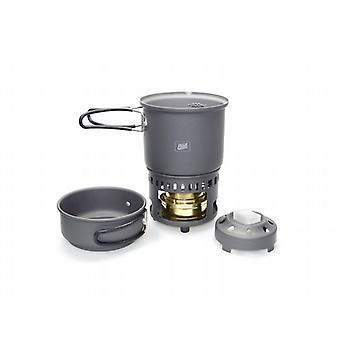 Esbit Hard Anodized Aluminium 985ml Cookset CS985HA