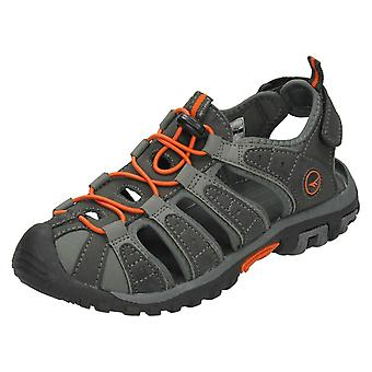 Junior Boys Hi-Tec Closed-Toe Sandals Shore JR