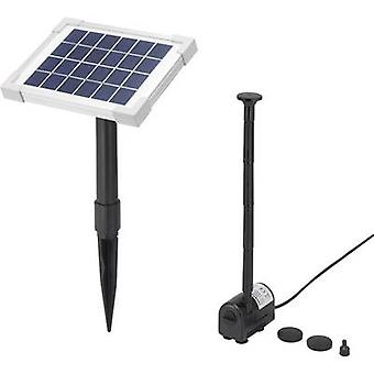 Renkforce 2 W 1007584 Solar pump set 170 l/h