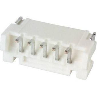 JST S5B-PH-SM4-TB (LF)(SN) Built-in pin strip (standard) PH Total number of pins 5 Contact spacing: 2 mm 1 pc(s)