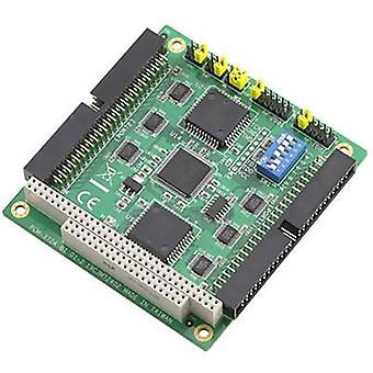 Numer DI/O Advantech PCM-3724 we/wy karty I/O: 48