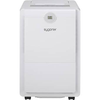 Deumidificatore Sygonix 44 m ² 410 W 0,96 l/h bianco