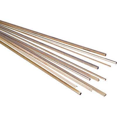 Brass I (L x W x H) 500 x 4 x 2 mm 1 pc(s)