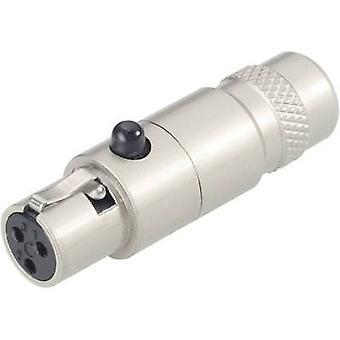 Mini XLR connector Paccs