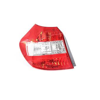 Left Tail Lamp (Red/Clear Hatchback Models) for BMW 1 2004-2007