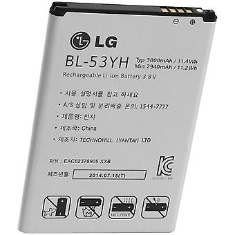 Battery for LG G3, 3000mAh BL-53YH Replacement Battery