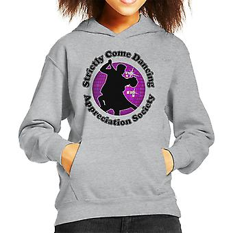 Strictly Come Dancing Appreciation Society Kid's Hooded Sweatshirt