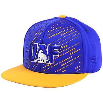 Alaska Fairbanks Nanooks NCAA TOW Sun Breaker Snapback Hat