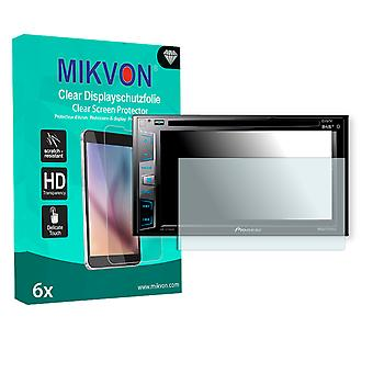 Pioneer AVH-X2700BT Screen Protector - Mikvon Clear (Retail Package with accessories)