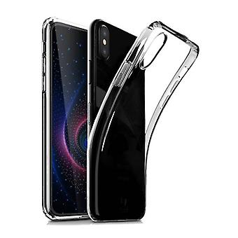 Stuff Certified ® Transparent Clear Silicone Case Cover TPU Case Huawei P20 Lite