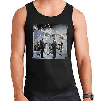 TV Times Beatles Lennon McCartney Orchestra Men's Vest